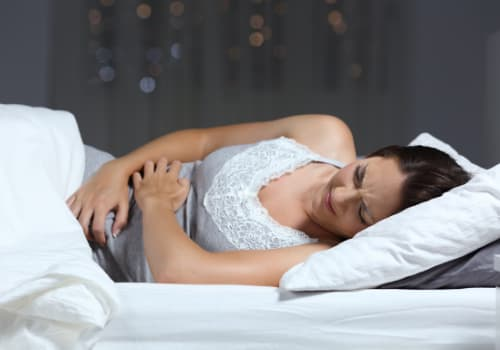Lack of Sleep Stomach Issues