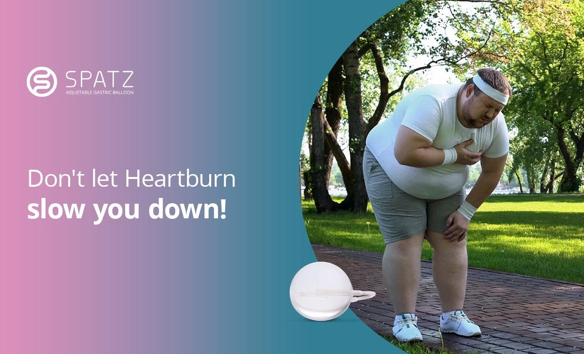 Heartburn and My Gastric Balloon
