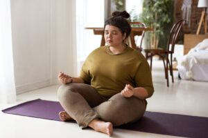 Exercise for my Gastric Balloon- Part 3 - Yoga