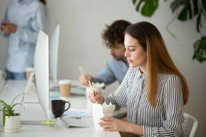 Avoid Unhealthy Snacks at Work