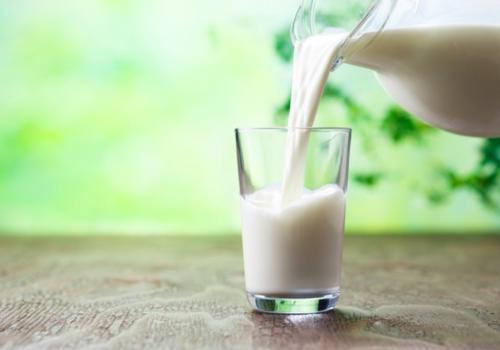 Healthy Low Fat Milk
