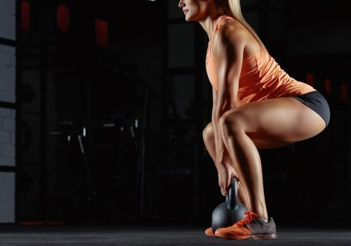 Kettlebell Exercise for Weight Loss